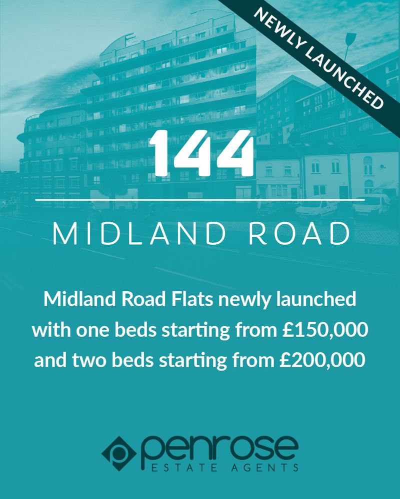 2 bedroom  to buy in 142 Midland Road, Luton