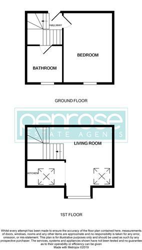 1 bedroom Flat to rent in Grove Road, Luton