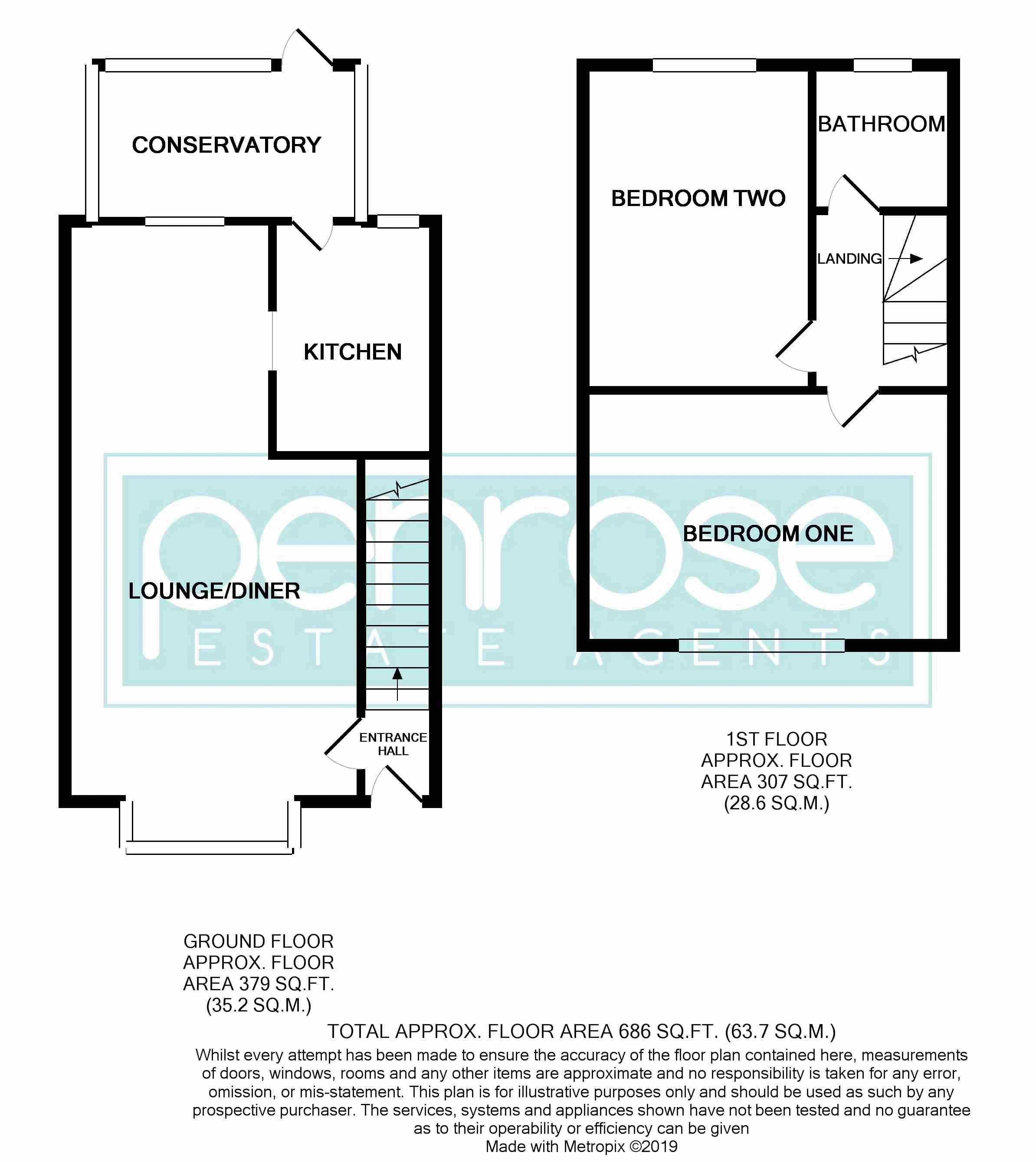 2 bedroom Mid Terrace to buy in Applecroft Road, Luton 35 Applecroft Road