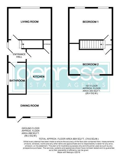 2 bedroom Semi-Detached  to buy in Eastfield Close, Luton