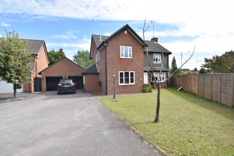 4 bedroom Detached  to buy in Burford Close, Luton
