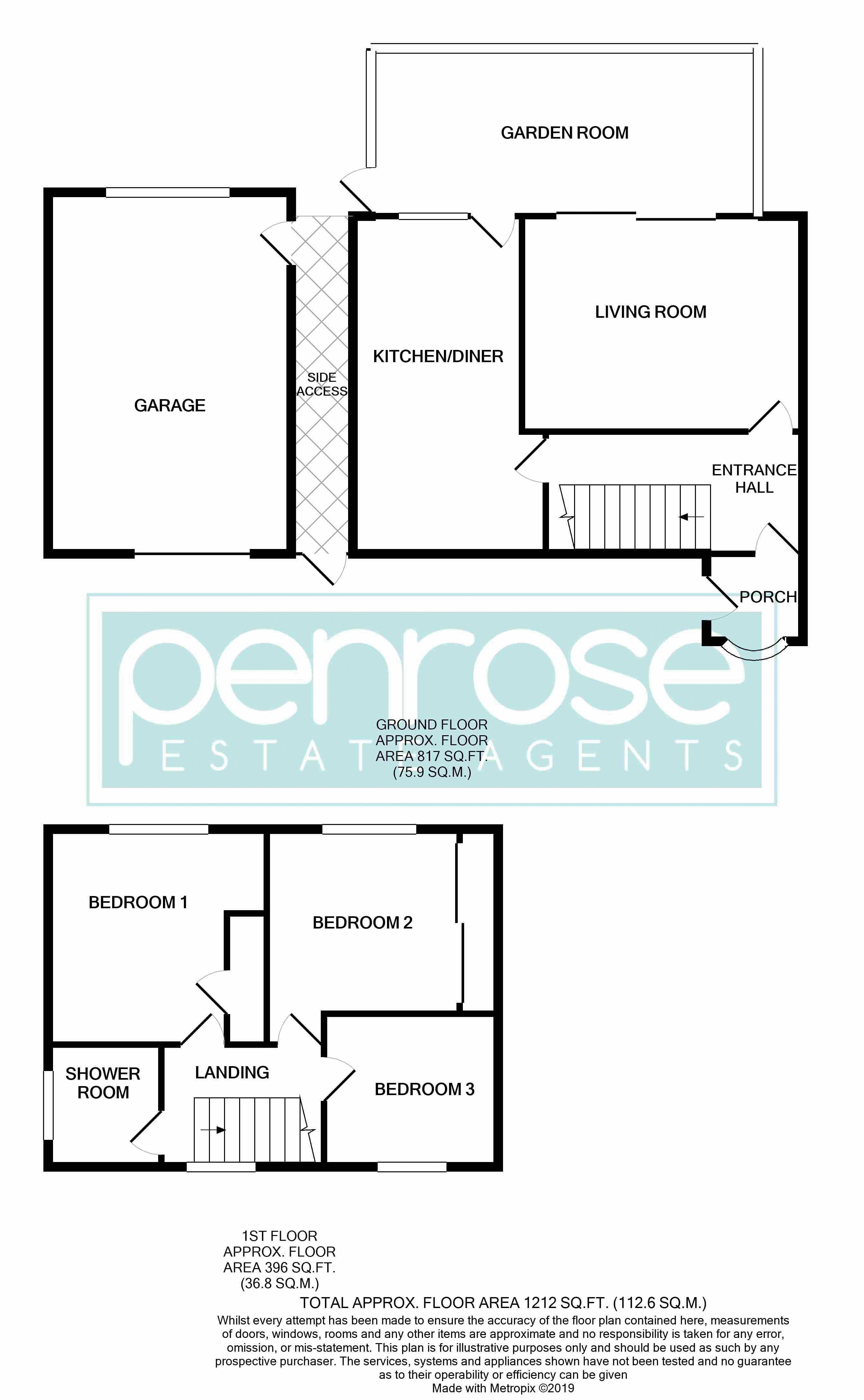 3 bedroom End Terrace to buy in Luton Road, Luton