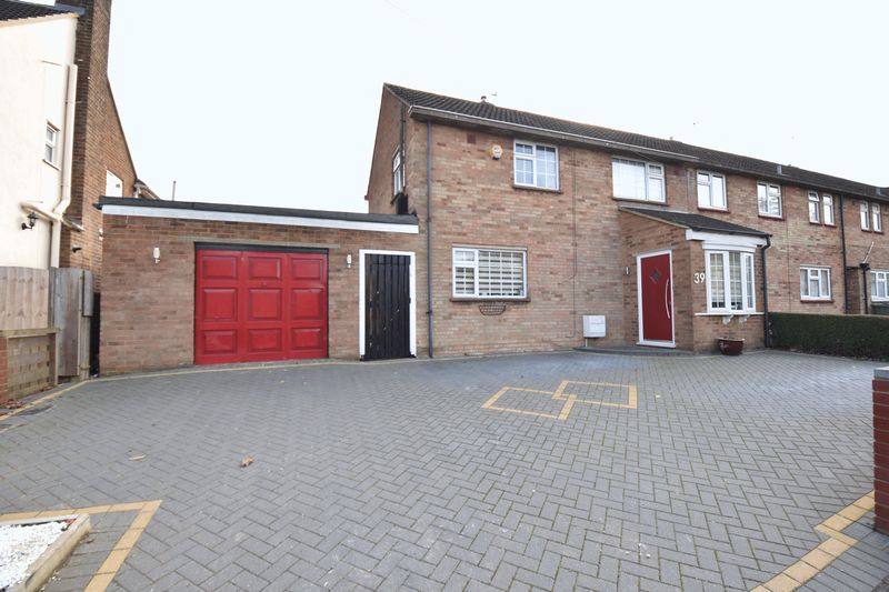 3 bedroom End Terrace to buy in Luton Road, Caddington