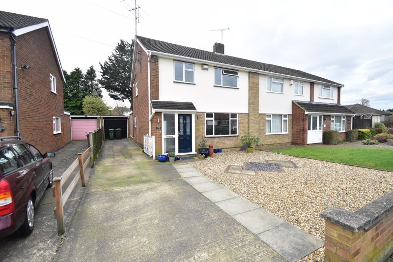 3 bedroom Semi-Detached  to buy in Homerton Road, Luton