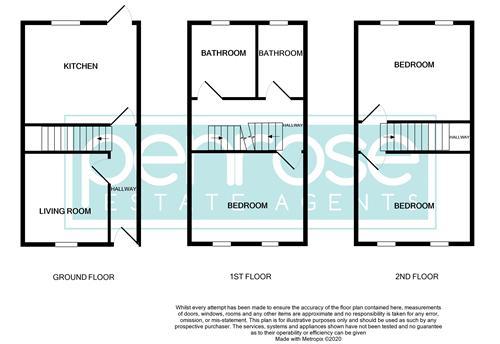 3 bedroom Mid Terrace to rent in Liverpool Road, Luton