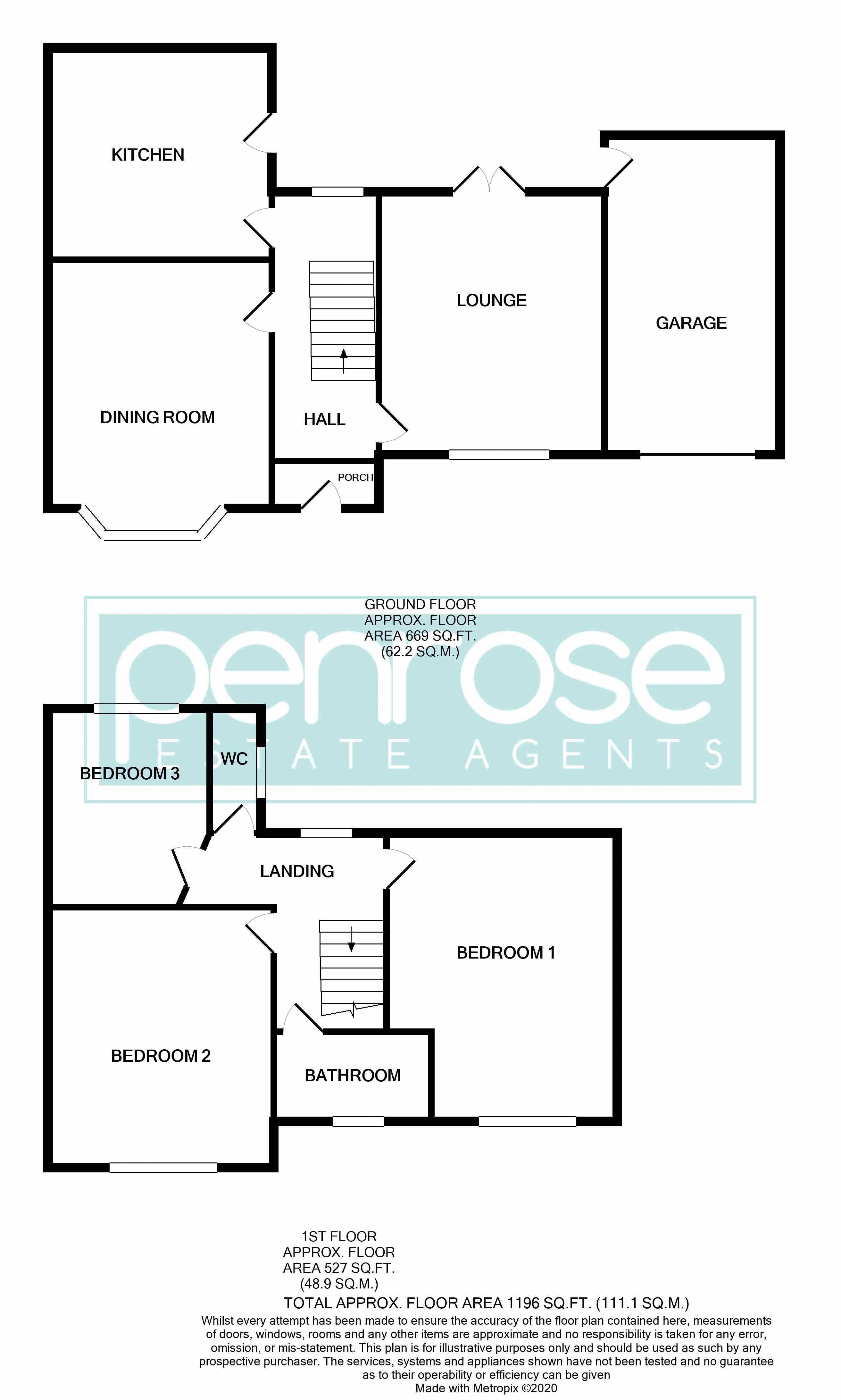 3 bedroom Detached  to buy in Compton Avenue, Luton