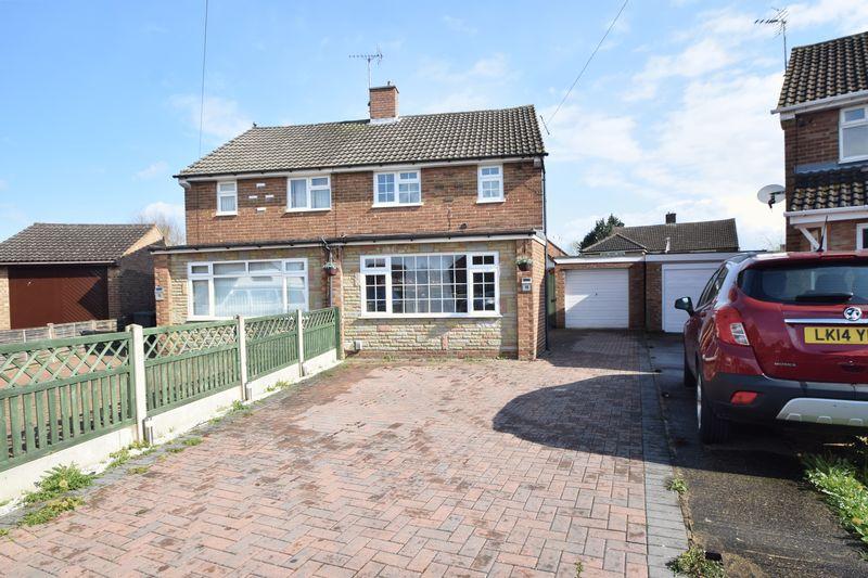 2 bedroom Semi-Detached  to buy in Eastcott Close, Luton