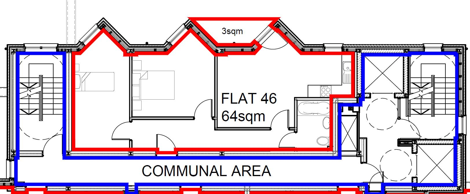 2 bedroom  to buy in 142 Midland Road , Luton