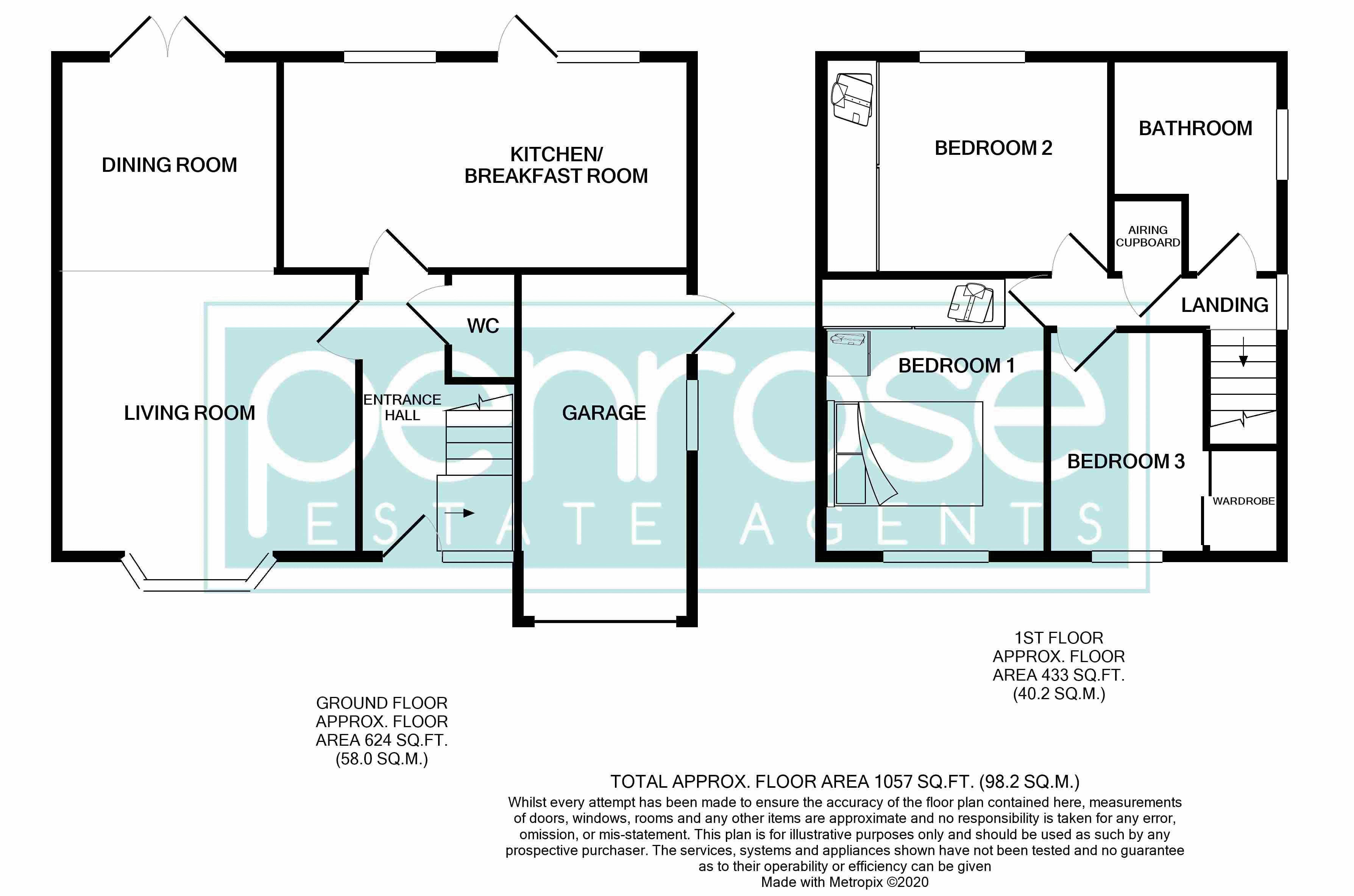 3 bedroom  to buy in Blakeney Drive, Luton