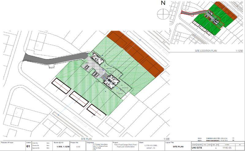 0 bedroom Building Plot to buy in Yeovil Road, Luton