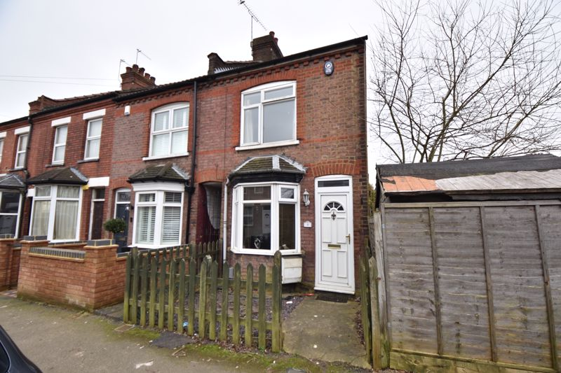 2 bedroom End Terrace to buy in Moreton Road South, Luton
