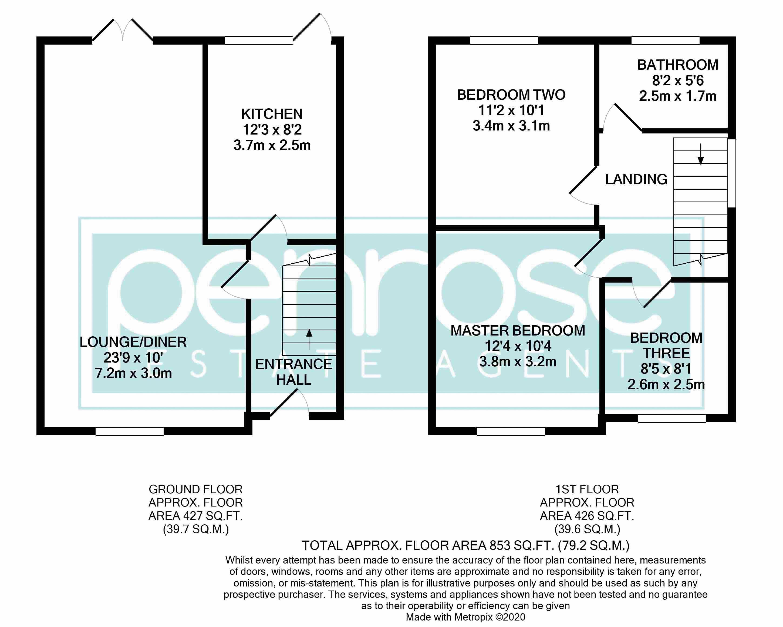 3 bedroom Semi-Detached  to buy in Grampian Way, Luton