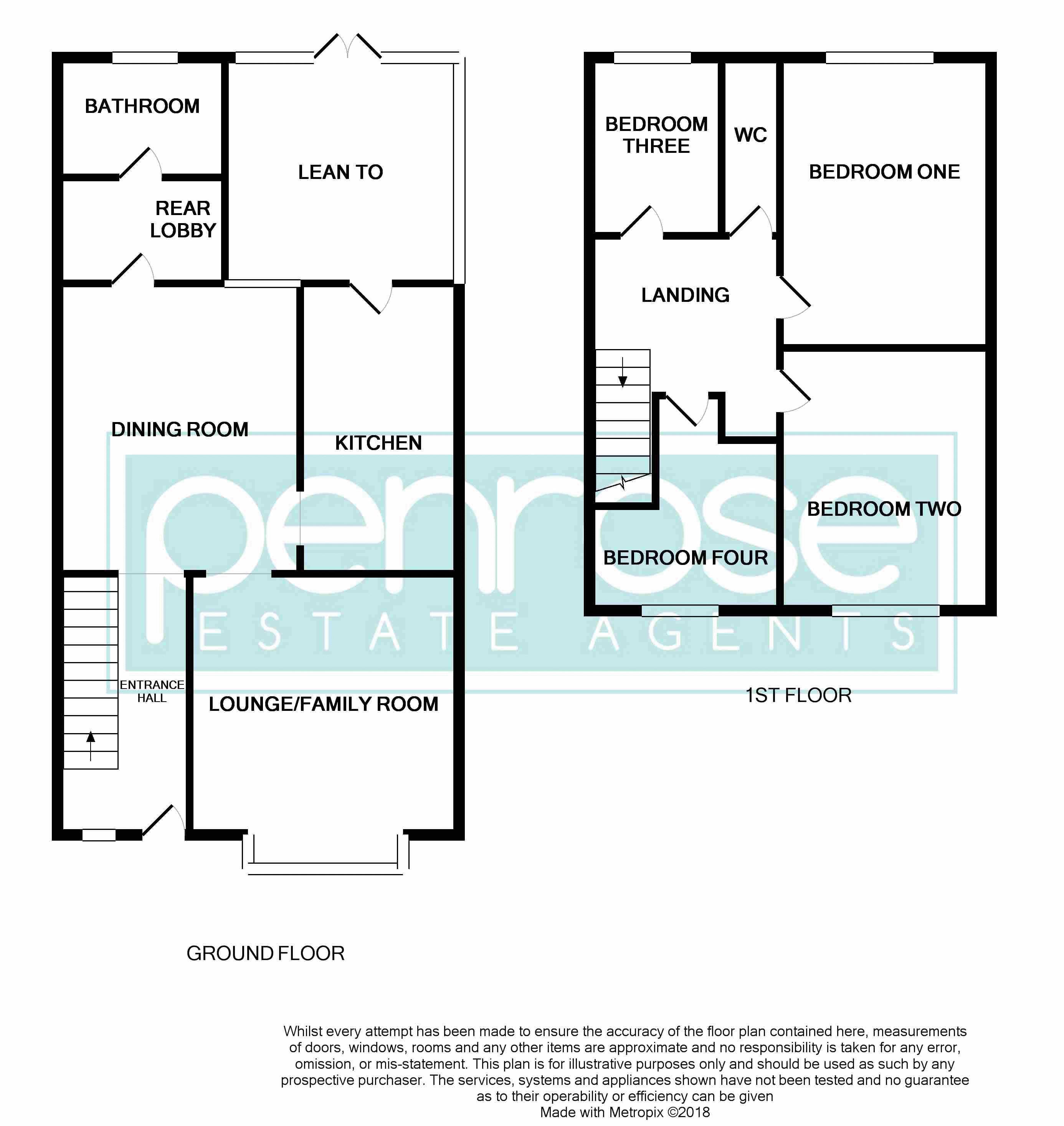 4 bedroom Mid Terrace to buy in Dordans Road, Luton 9 Dordans Road