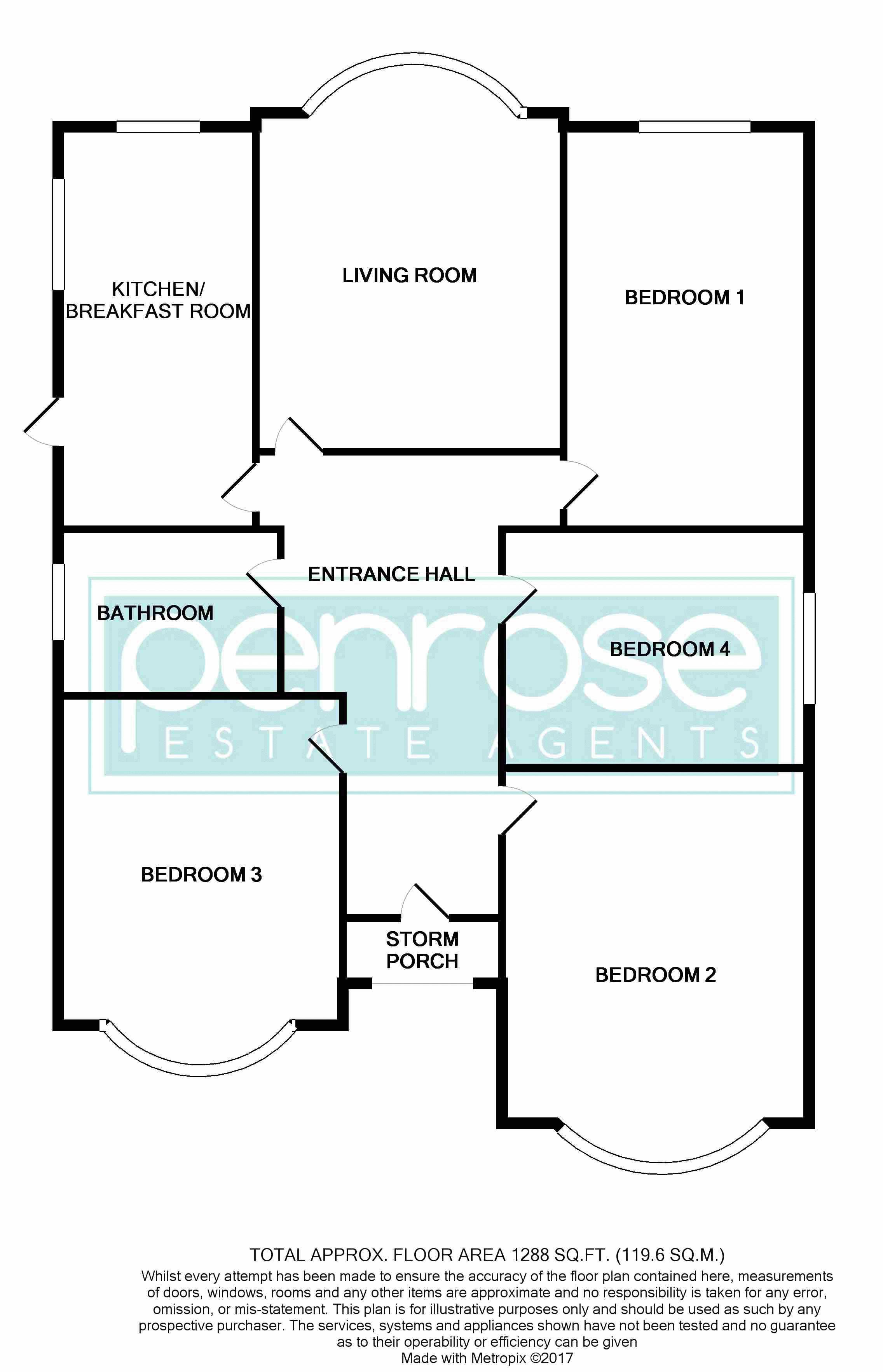4 bedroom Bungalow to buy in  Bishopscote Road, Luton Bishopscote
