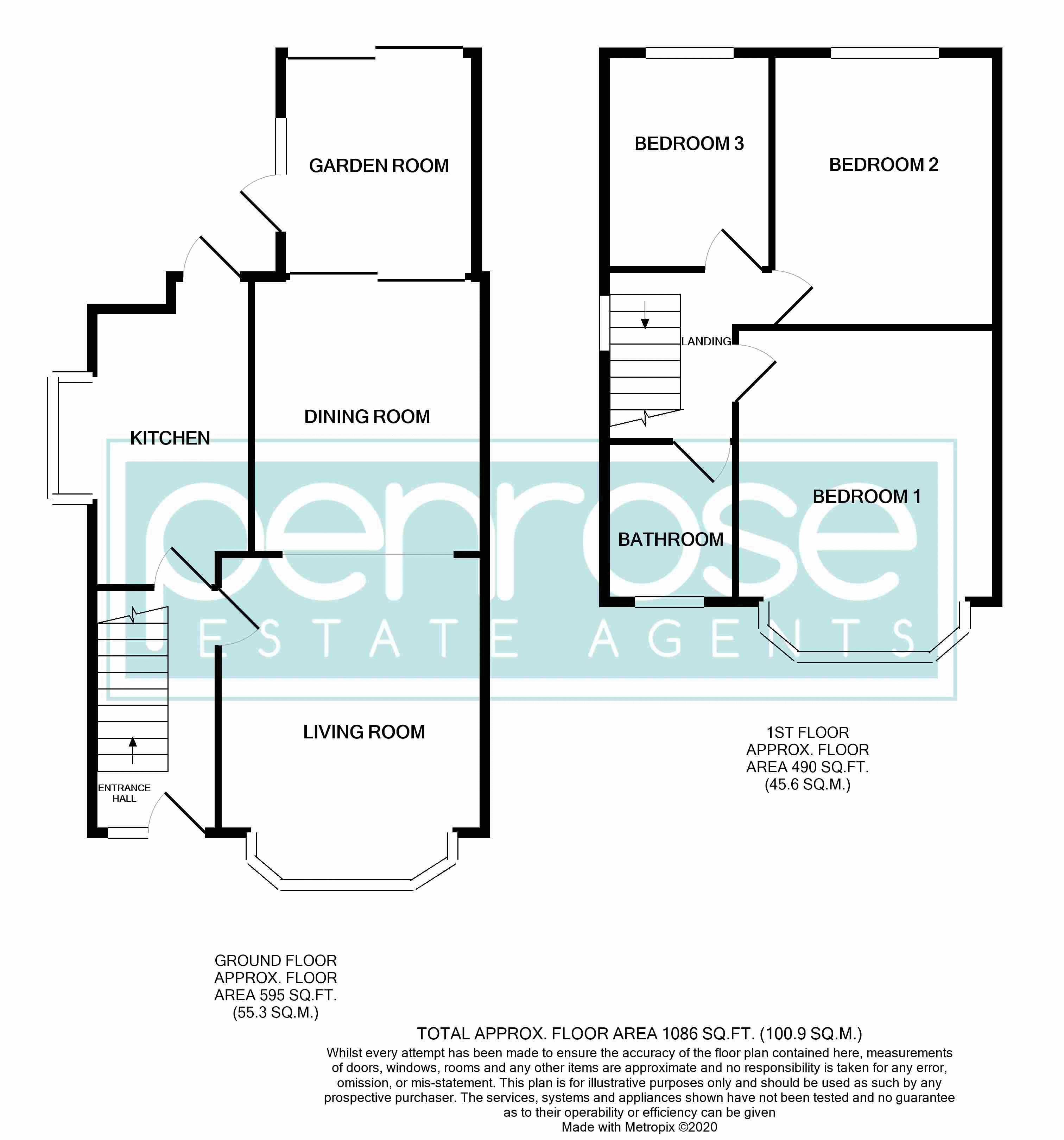 3 bedroom Semi-Detached  to buy in Rutland Crescent, Luton