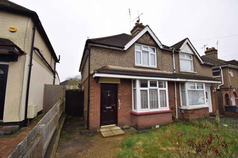 2 bedroom Semi-Detached  to buy in Windermere Crescent, Luton