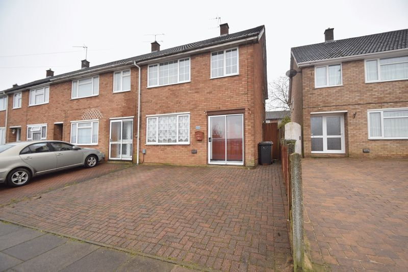 3 bedroom End Terrace to buy in Wheatfield Road, Luton