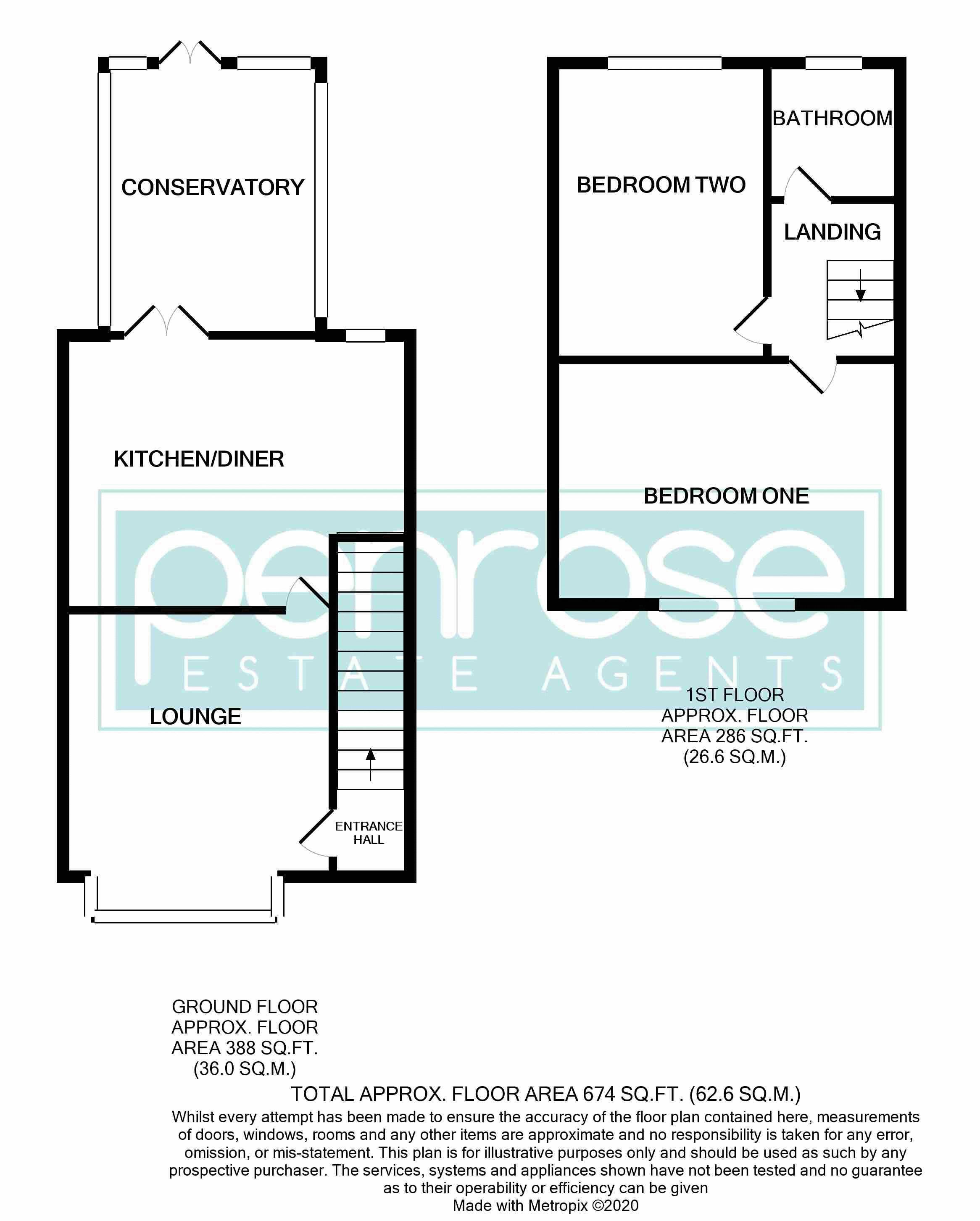 2 bedroom Mid Terrace to buy in Pomfret Avenue, Luton 19 Pomfret