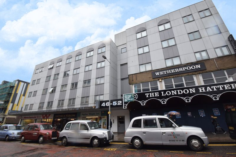 1 bedroom Flat to buy in 46-52 Park Street, Luton