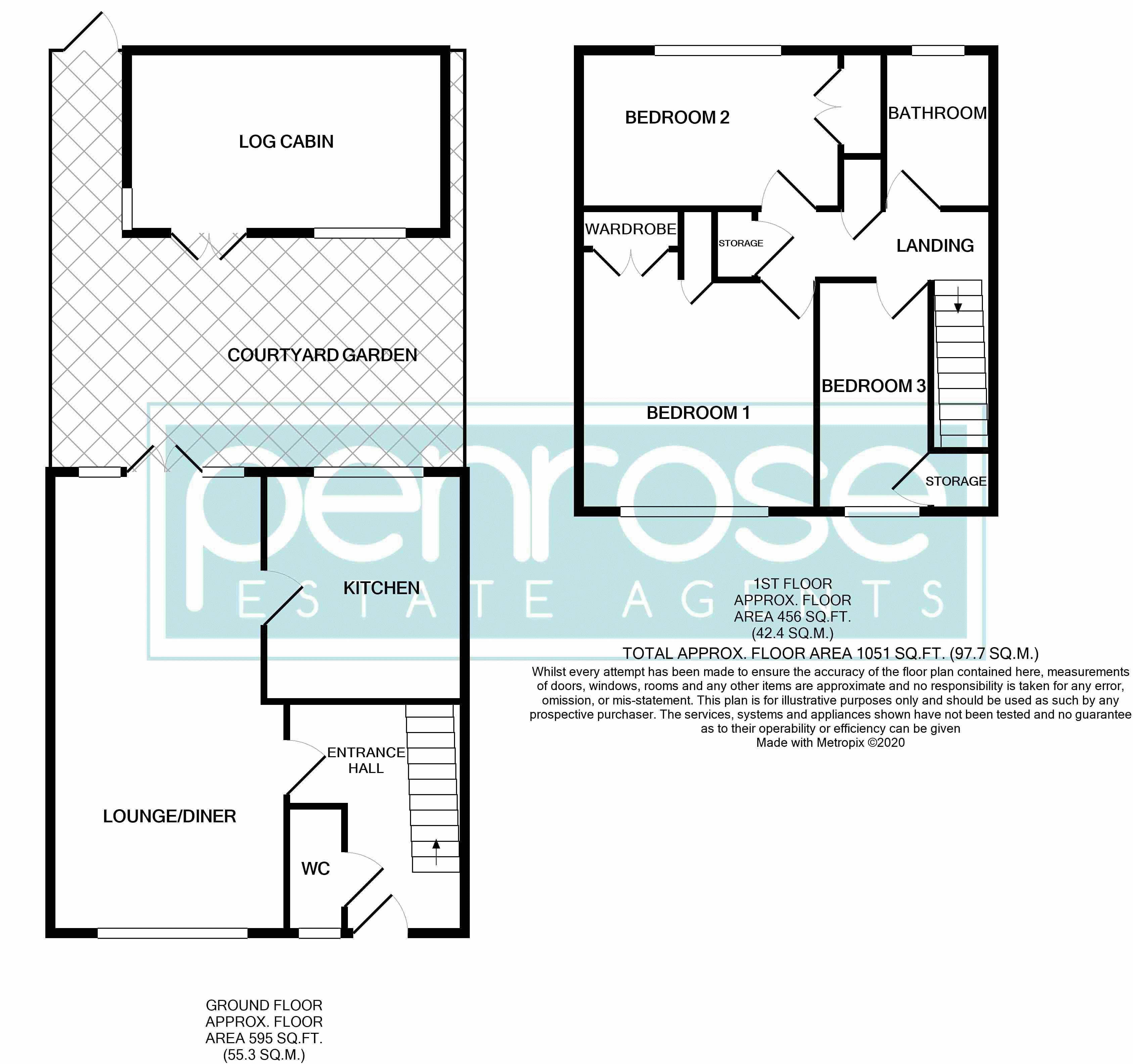 3 bedroom  to buy in Ross Way, Luton