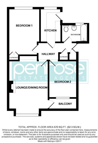 2 bedroom Flat to rent in New Bedford Road, Luton