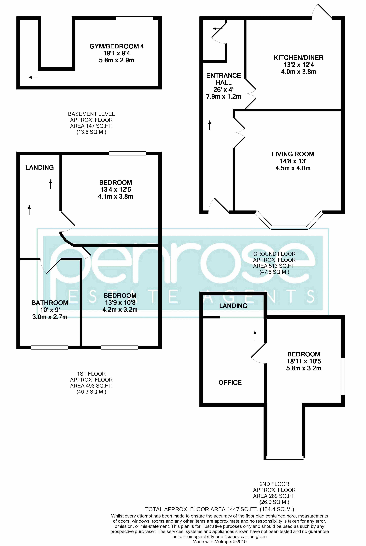 4 bedroom  to buy in Napier Road, Luton