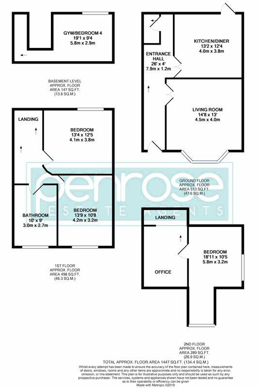 4 bedroom  to buy in Napier Road, Luton - Photo 18