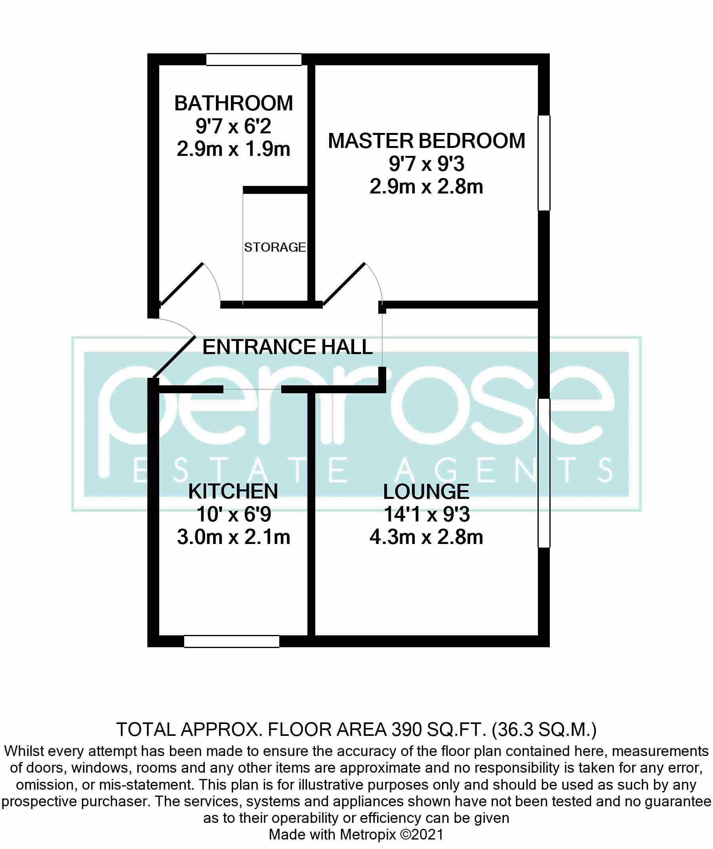 1 bedroom Flat to buy in Tudor Road, Luton