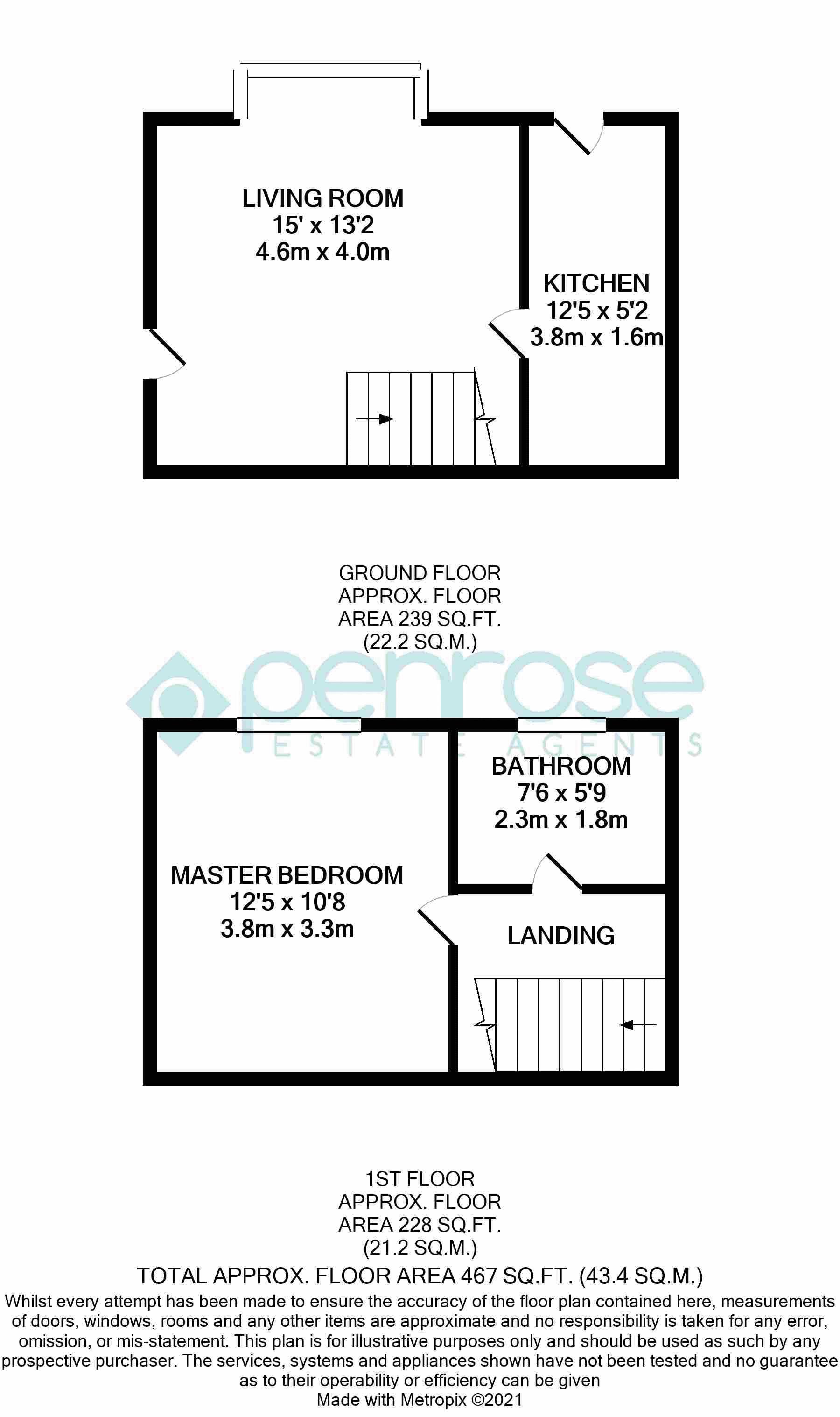 1 bedroom End Terrace to buy in Spayne Close, Luton