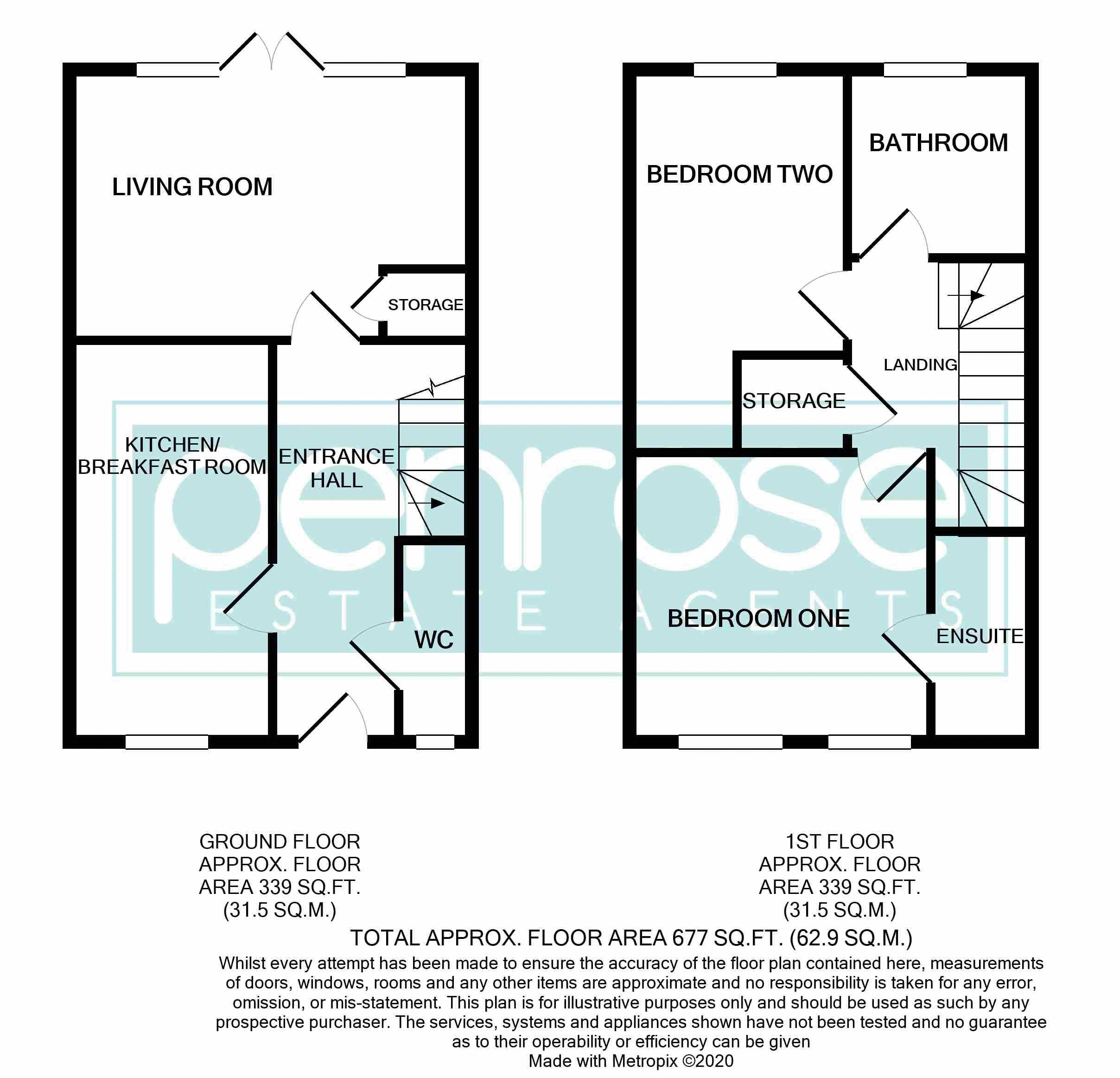 2 bedroom Semi-Detached  to buy in Meadfoot Place, Bedford 27 Meadfoot Place