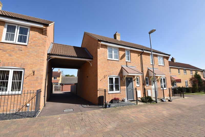 2 bedroom Semi-Detached  to buy in Meadfoot Place, Bedford