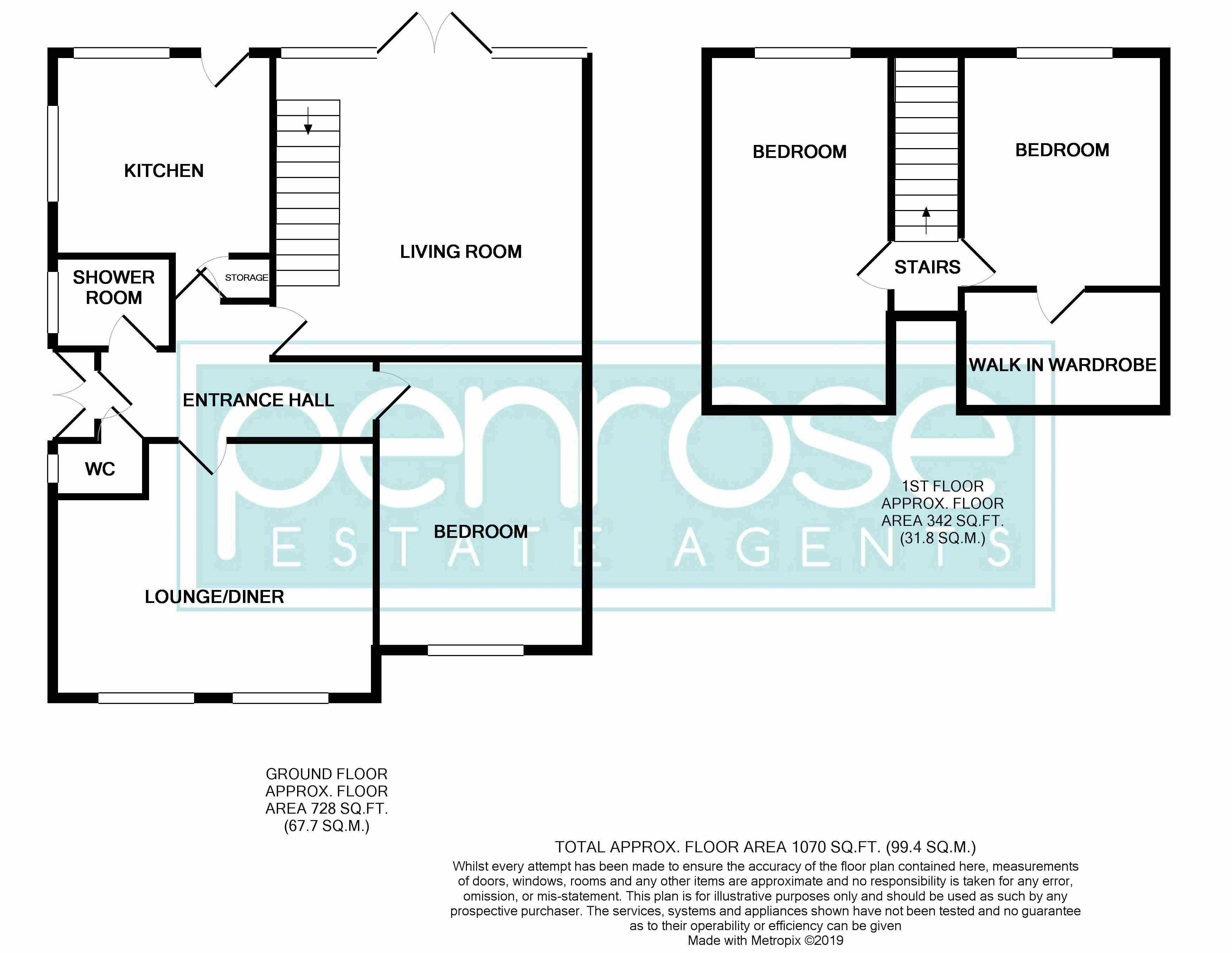 3 bedroom  to buy in Laburnum Grove, Luton