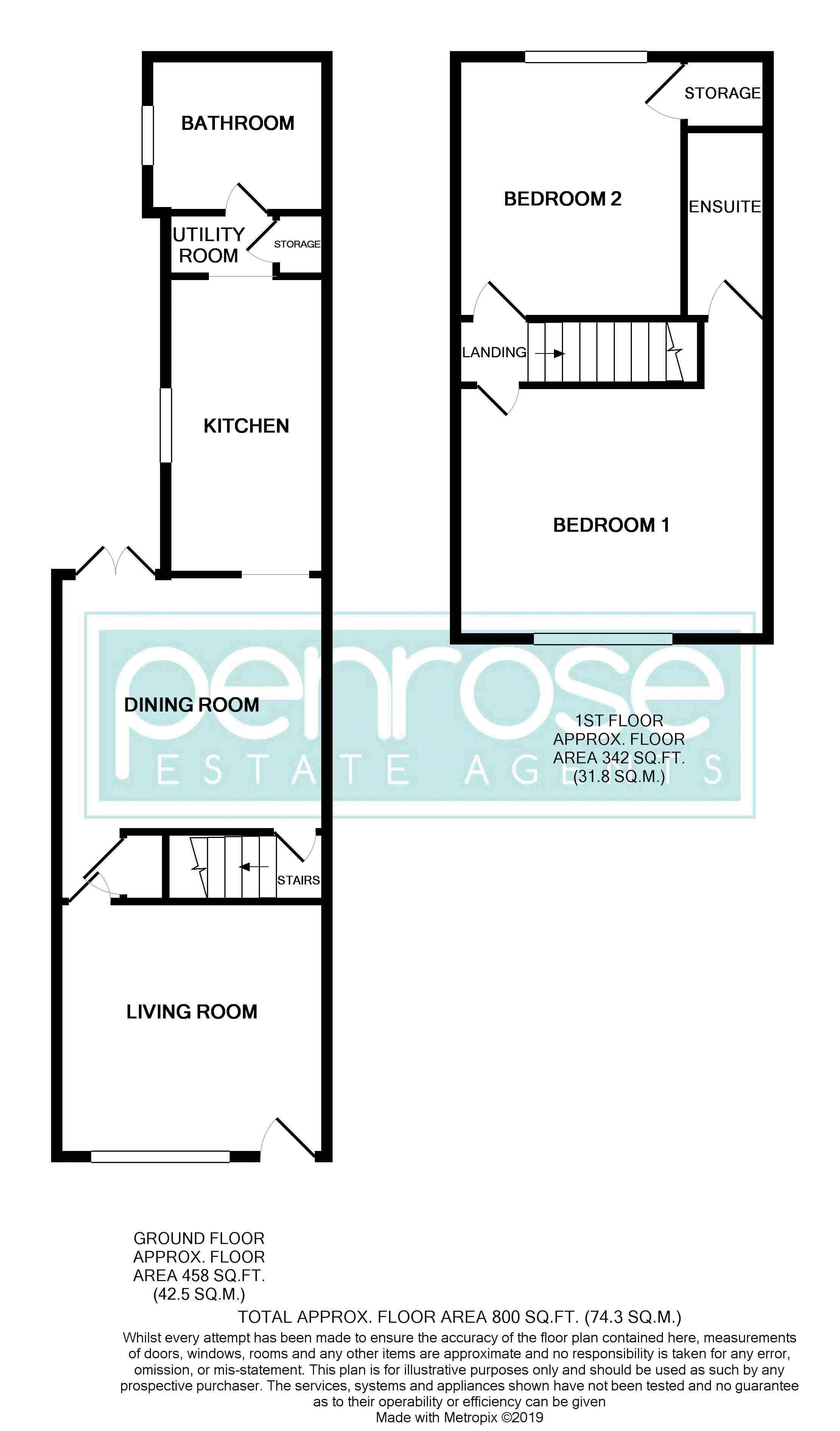 2 bedroom  to buy in Moreton Road South, Luton