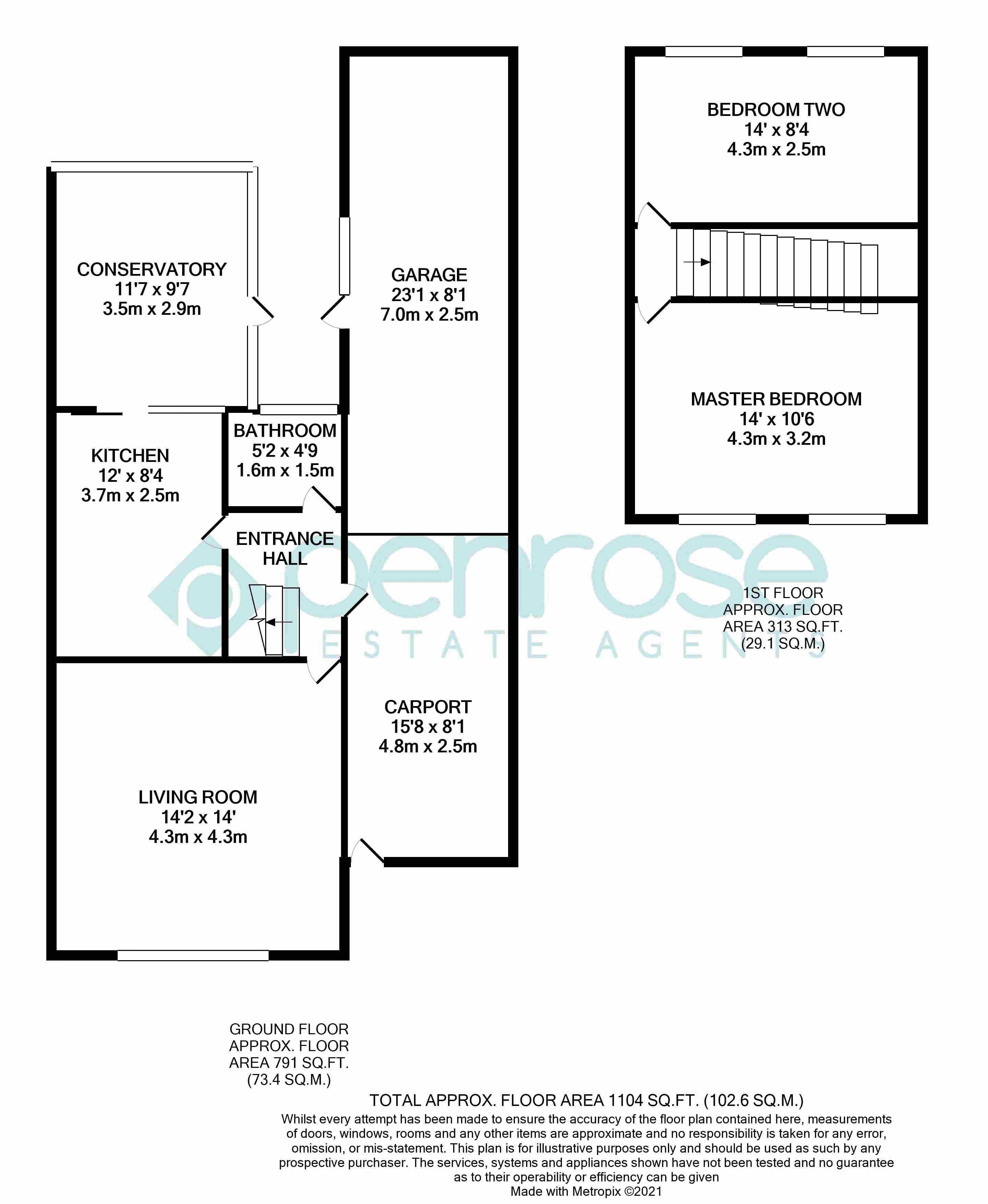 2 bedroom Semi-Detached  to buy in Foston Close, Luton