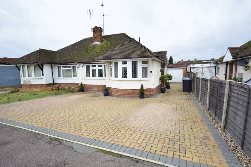 2 bedroom Bungalow to buy in Hathaway Close, Luton