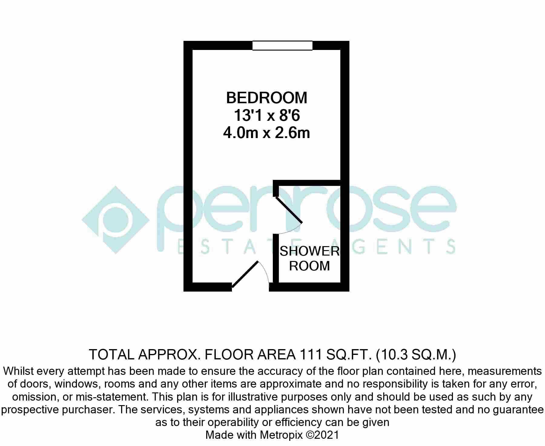 1 bedroom Apartment / Studio to buy in Park Street, Luton