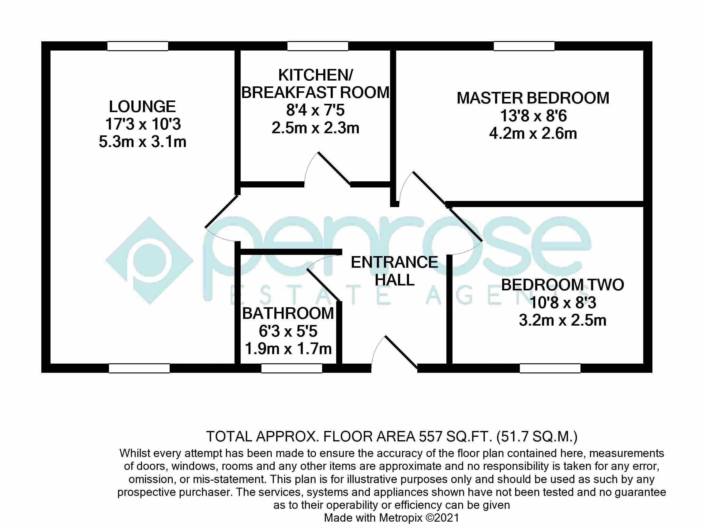 2 bedroom Retirement to buy in Collingdon Street, Luton