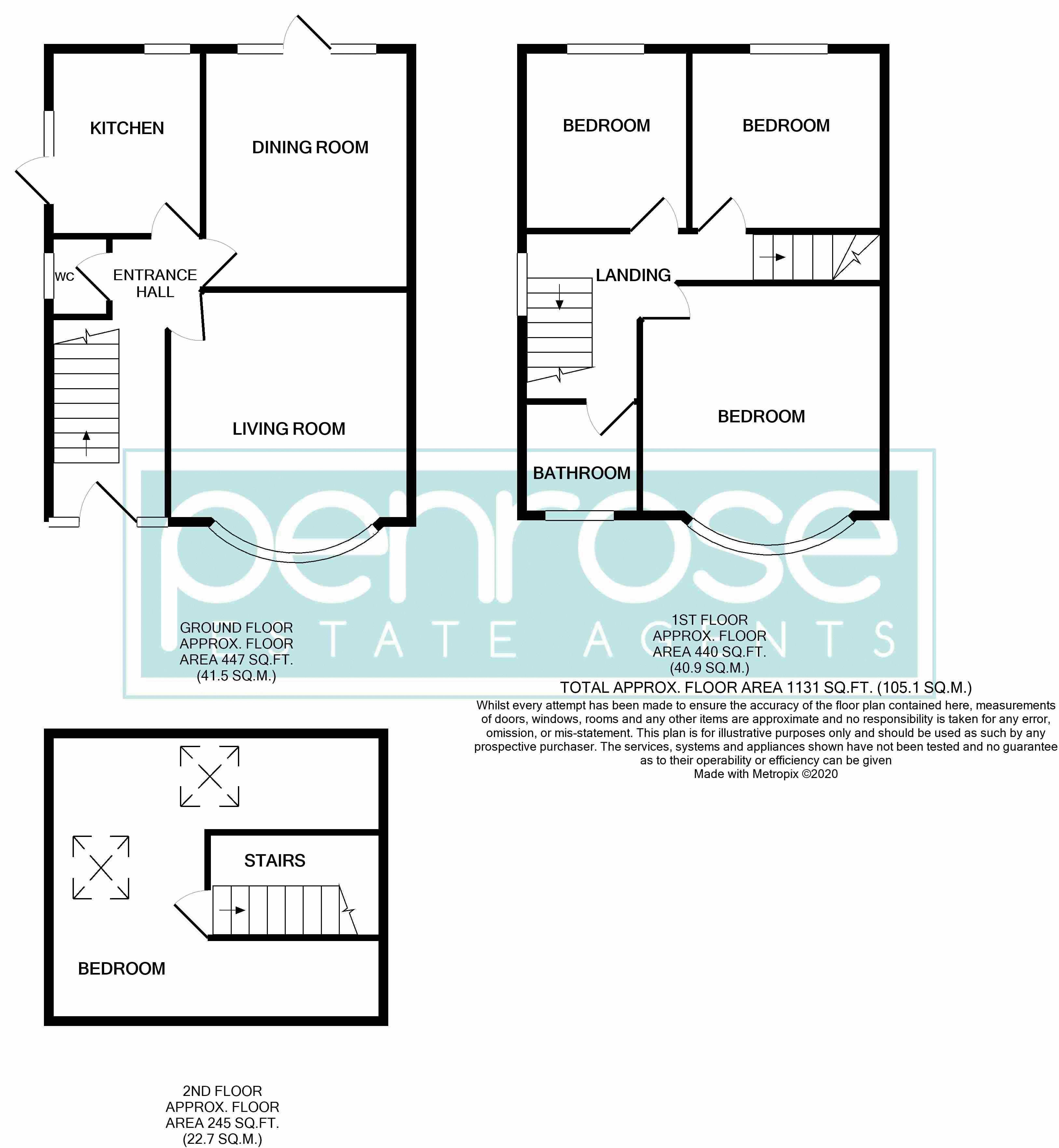 4 bedroom Semi-Detached  to buy in Wardown Crescent, Luton