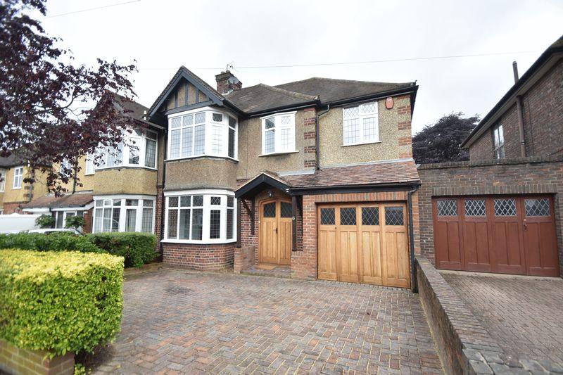 4 bedroom Semi-Detached  to buy in Westbury Gardens, Luton