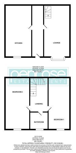 2 bedroom  to rent in Ennismore Green, Luton