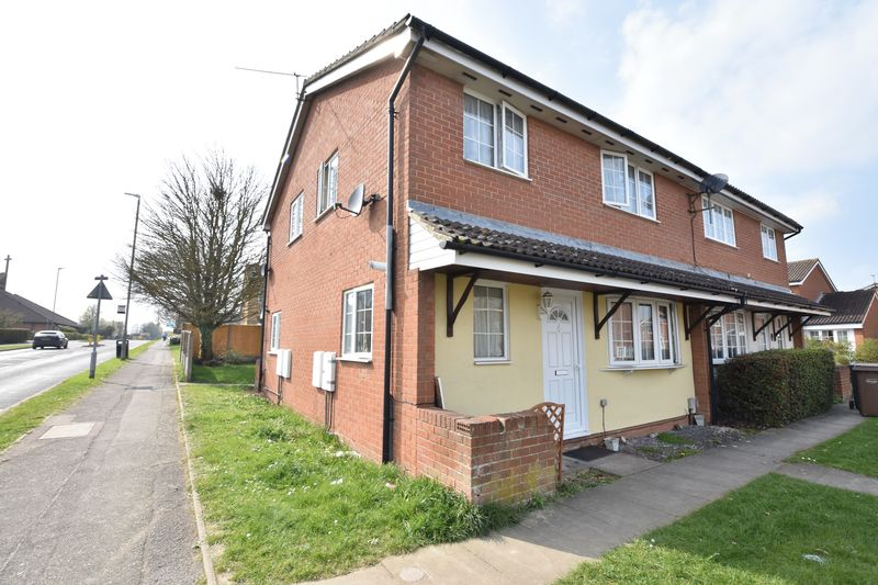 2 bedroom End Terrace to buy in Cheslyn Close, Luton