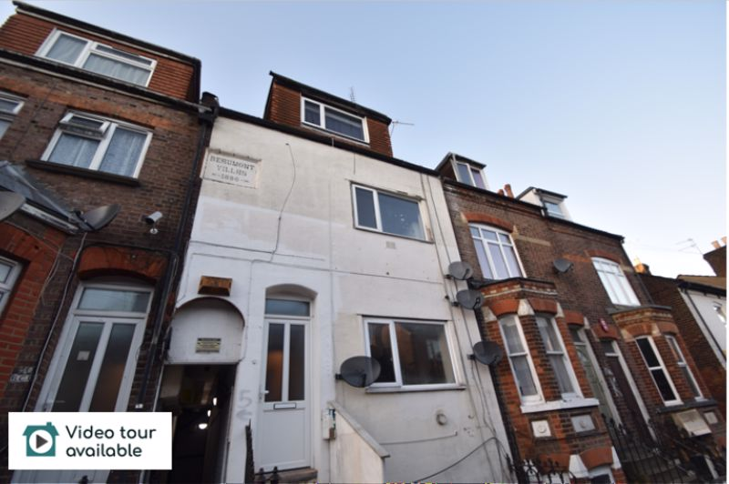 1 bedroom Flat to rent in Buxton Road, Luton