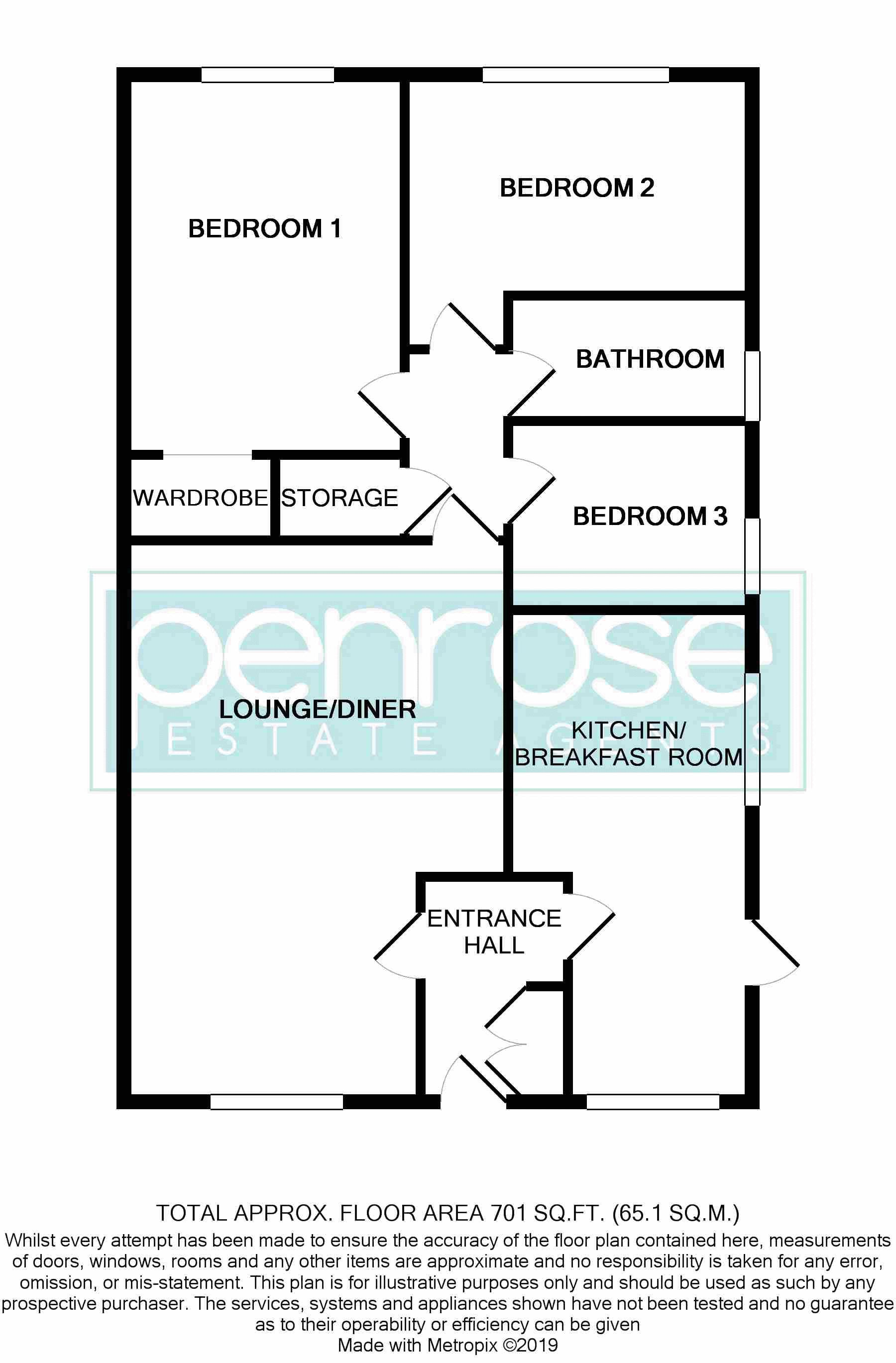 3 bedroom  to buy in Seabrook, Luton