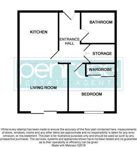 1 bedroom Flat to rent in Kimpton Road, Luton