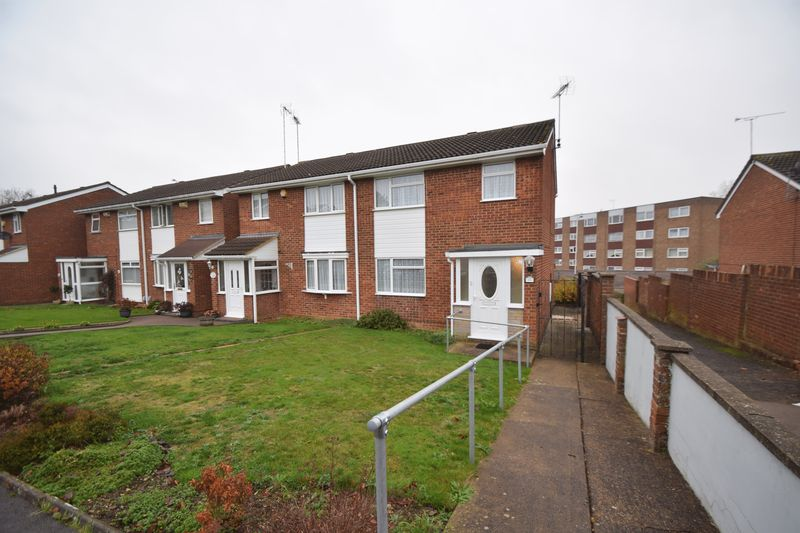 3 bedroom End Terrace to rent in Chalfont Way, Luton