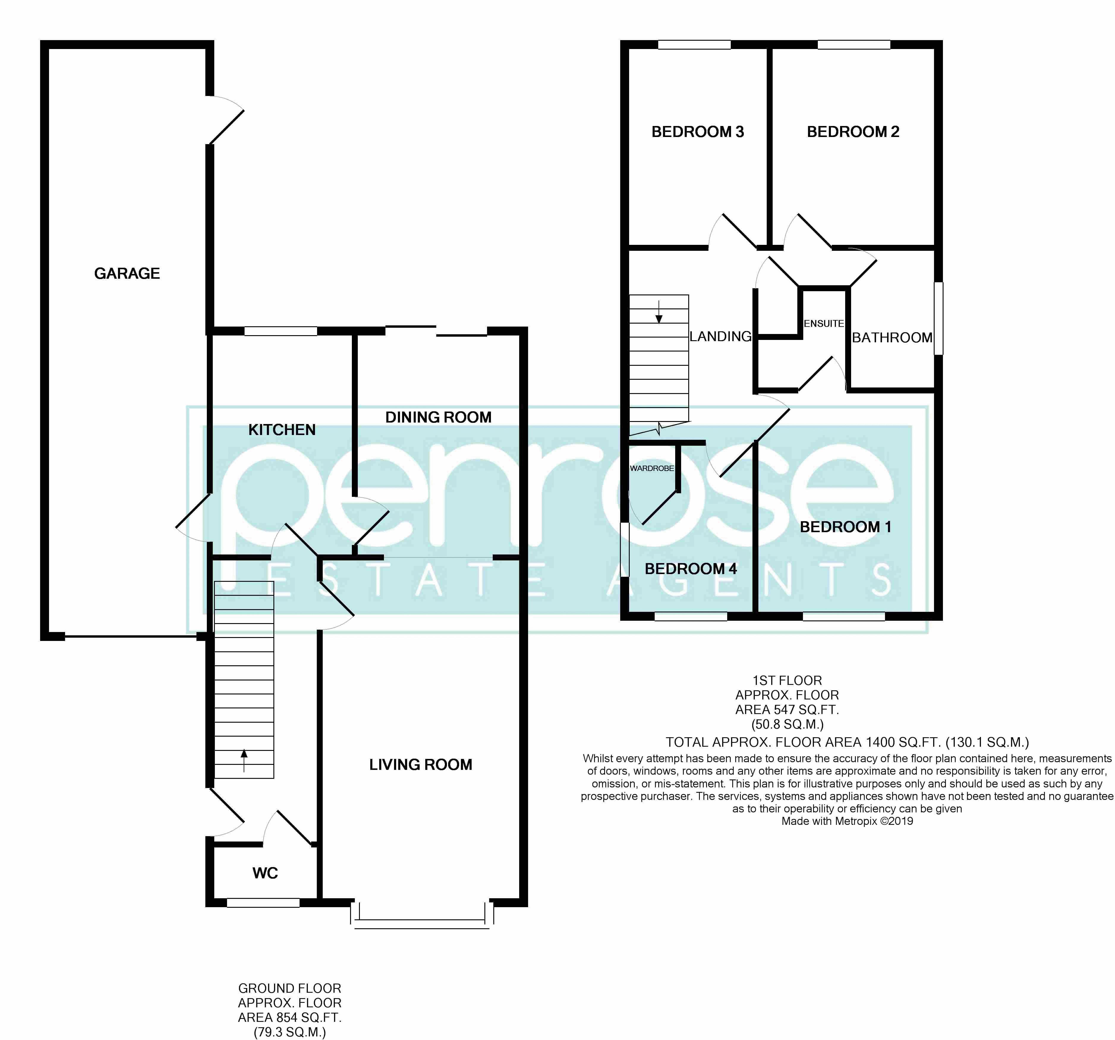 4 bedroom  to buy in Walsingham Close, Luton