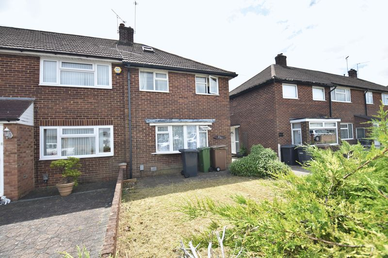 2 bedroom End Terrace to rent in Dallow Road, Luton