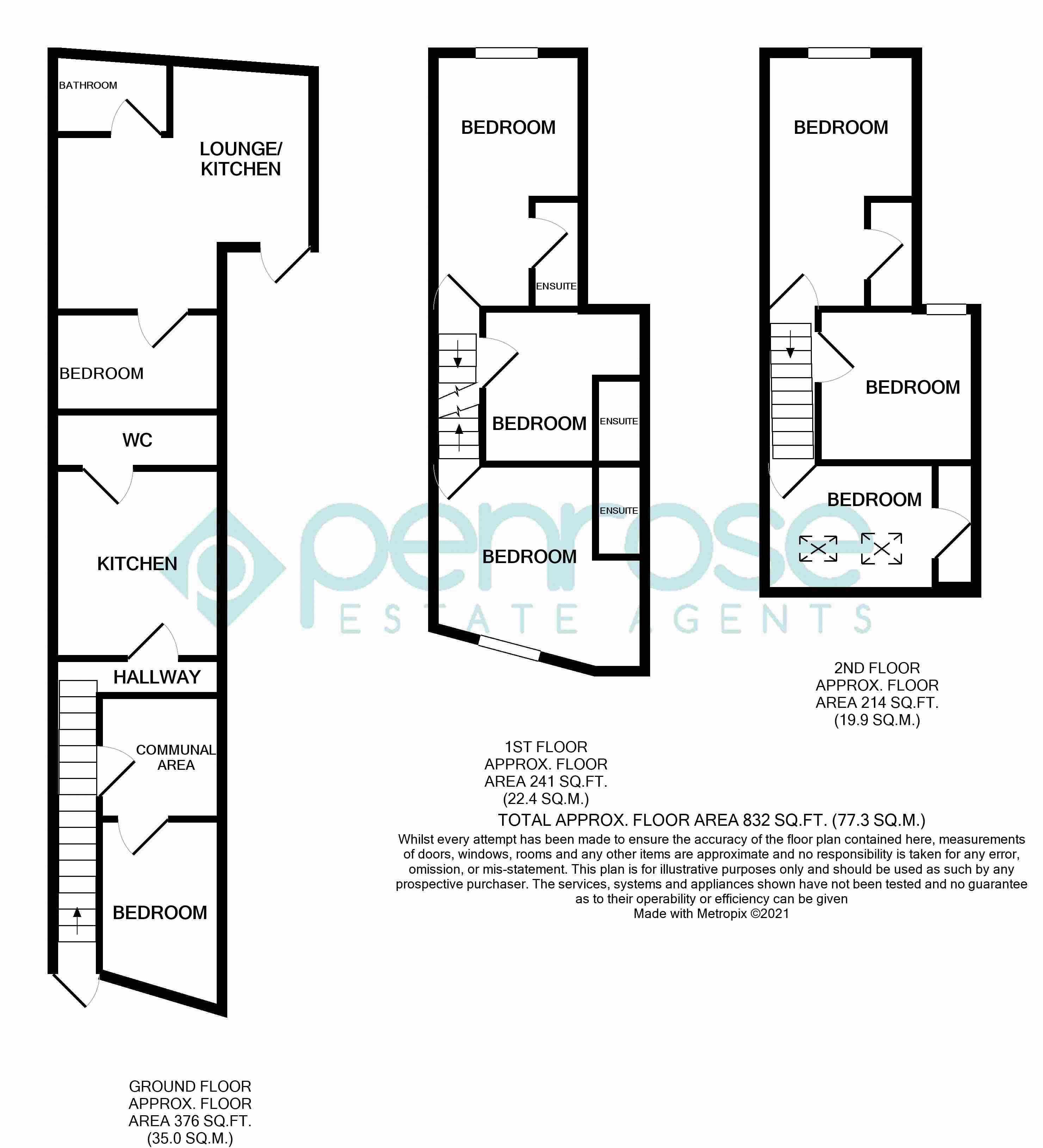 8 bedroom  to rent in Biscot Road, Luton
