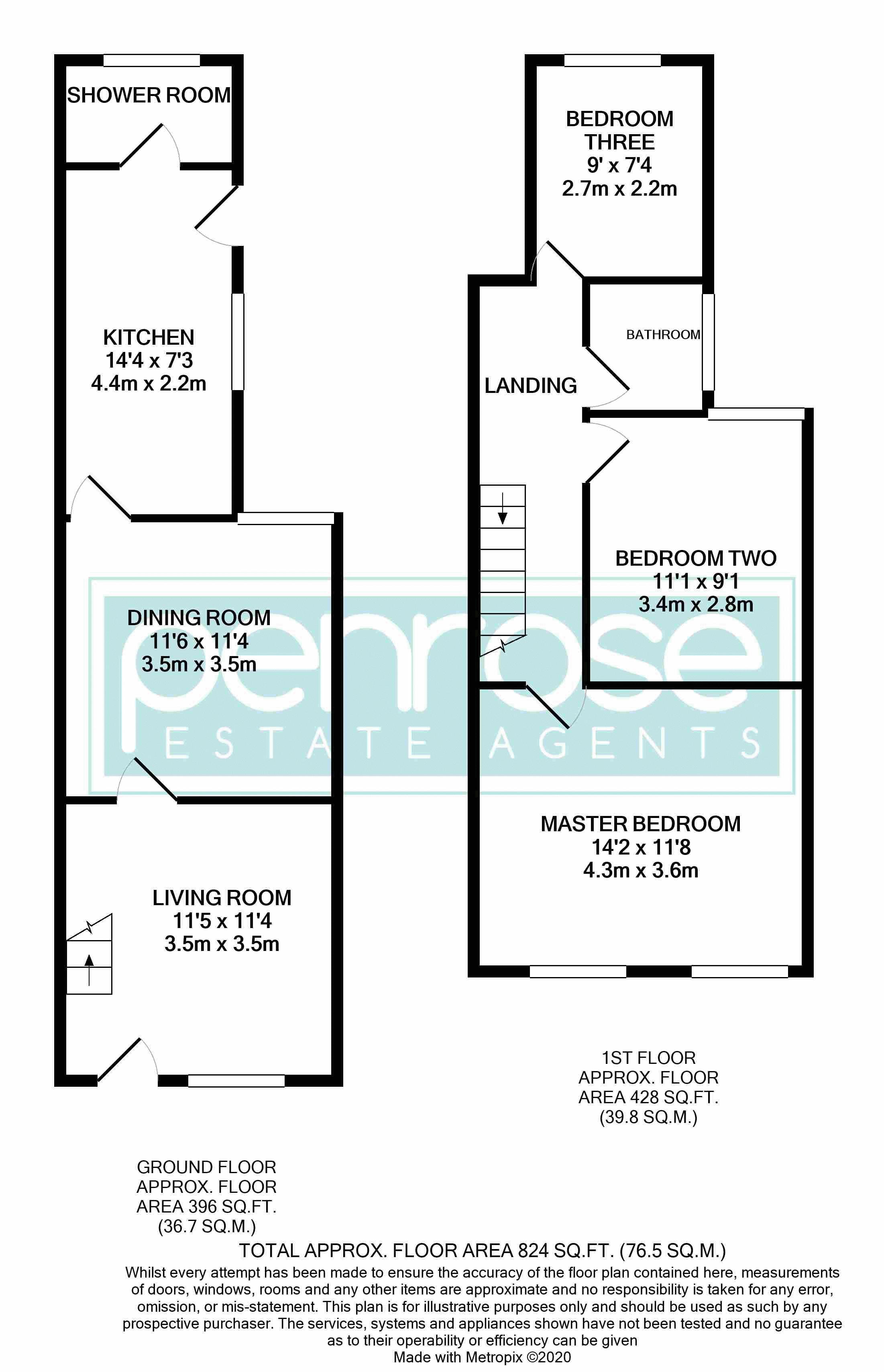 3 bedroom Mid Terrace to buy in Malvern Road, Luton