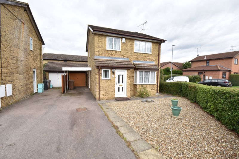 3 bedroom Detached  to buy in Kirby Drive, Luton